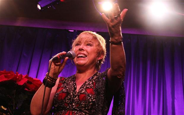 Barb Jungr at Hull Truck