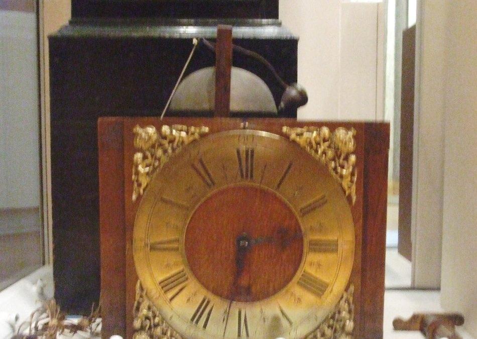 A Hidden Amphitheatre and Harrison's First Clock