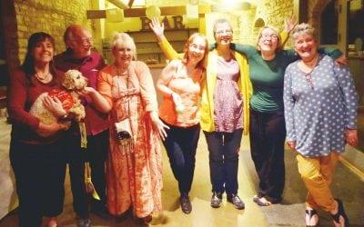Poets at Folly Farm