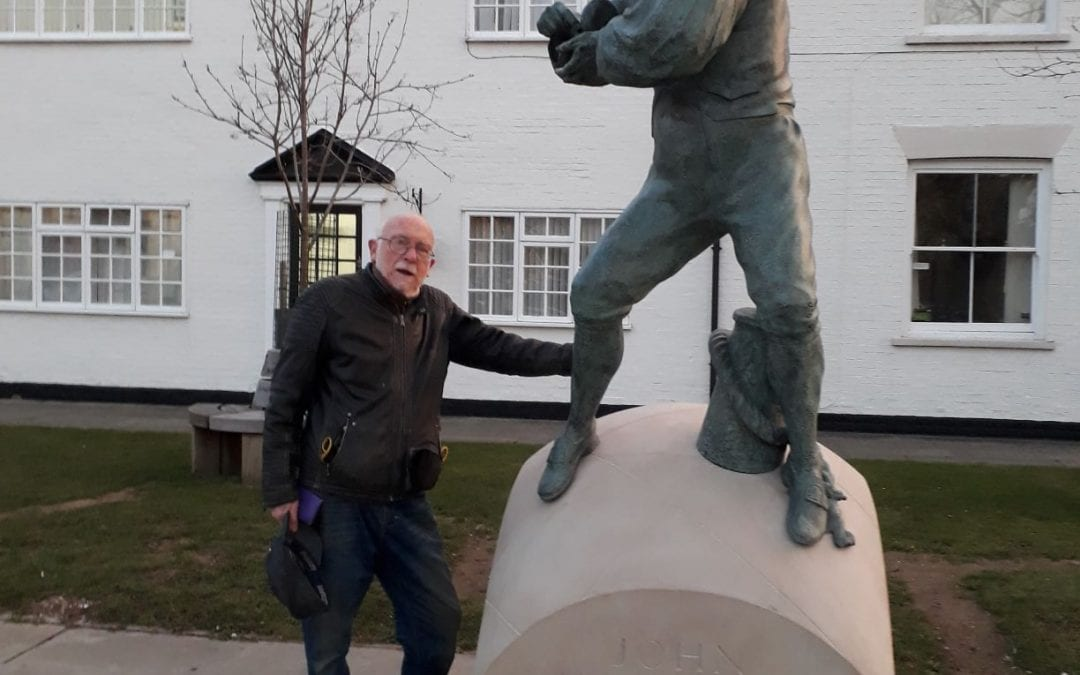 Happy Birthday John Harrison